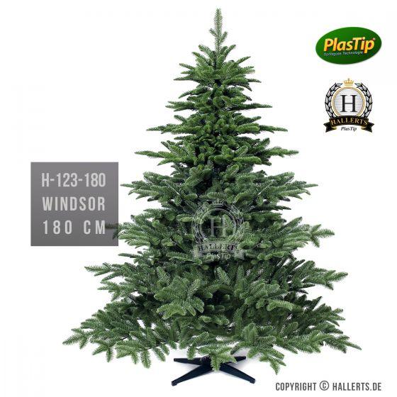künstlicher Spritzguss Weihnachtsbaum Fichte Windsor ca. 180cm