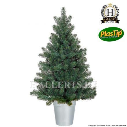 künstlicher Spritzguss Weihnachtsbaum Douglasfichte Hylton ca. 85cm